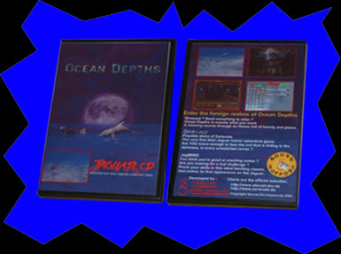 Ocean Depths CD